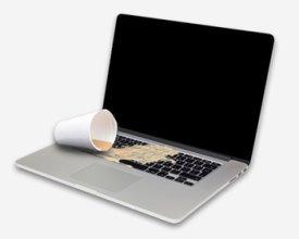 menjava Macbook tipkovnice